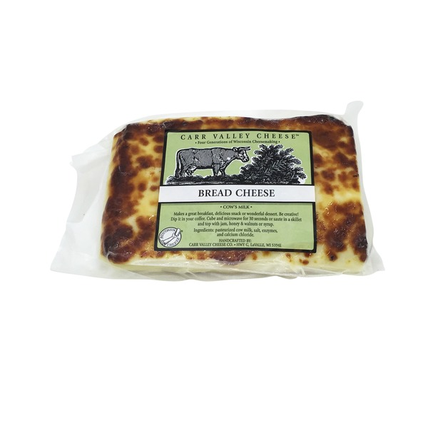 Carr Valley Cheese Bread Cheese