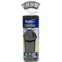 RuffiesLarge Trash Bags