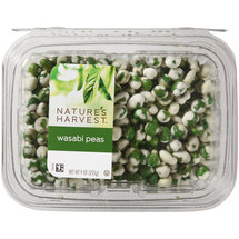 Nature's Harvest Wasabi Peas