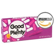 Good & Plenty Licorice Candy