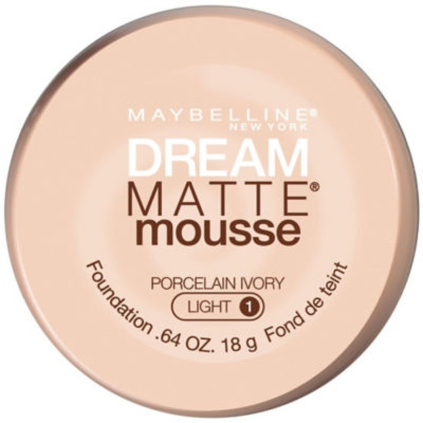 Dream Smooth Mousse™ Porcelain Ivory Foundation