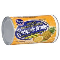 Kroger Frozen Pineapple Orange Juice