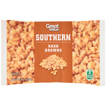 Great Value Southern Hash Browns