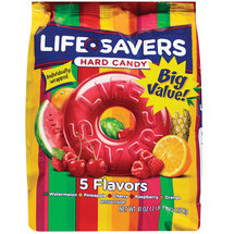 Lifesavers 5 Flavors Hard Candy