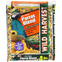 Wild Harvest Premium Blend Parrorts Food