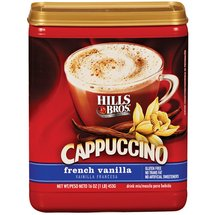 Hills Bros French Vanilla Cappuccino Beverage Mix