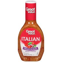Great Value Traditional Italian Dressing & Marinade