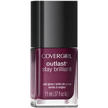 CoverGirl Outlast Stay Brilliant Nail Gloss Leading Lady 90