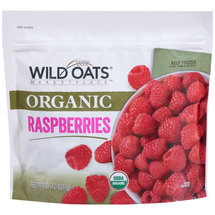 Wild Oats Marketplace Organic Frozen Raspberries
