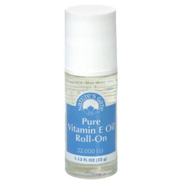 Nature's Gate Pure Vitamin E Oil Roll-On