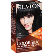 Colorsilk Beautiful Color Hair Color Kit #10 Black