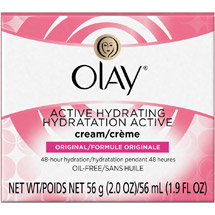 Olay Active Hydrating Cream Original