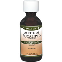De La Cruz Natural Eucalyptus Oil