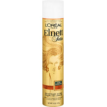 L'Oreal Elnett Strong Hold with UV Filter Hairspray