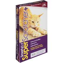 Smarty Kat: Super Packed W/Certified Organic Catnip Scratcher