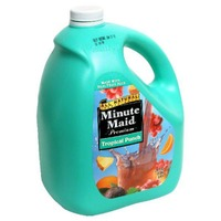 Minute Maid Tropical Punch Fruit Juice