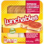 Lunchables Pepperoni & Mozzarella
