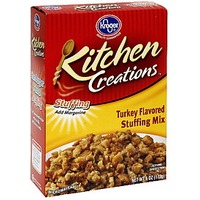 Kroger Turkey Flavored Stuffing Mix
