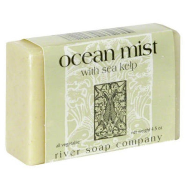 River Soap Company Soap Bar Ocean Mist
