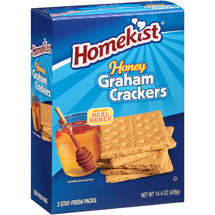 Homekist Honey Graham Crackers
