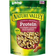 Nature Valley Cranberry Almond Protein Crunchy Granola