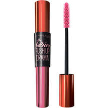 Maybelline New York The Falsies Push Up Drama Mascara Brownish Black