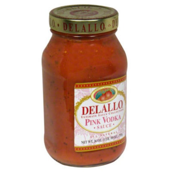 De Lallo Pink Vodka Sauce