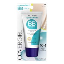CoverGirl Smoothers Spf 15 Tinted Moisturizer BB Cream Fair to Light 805