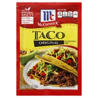 McCormick Original Taco Seasoning Mix