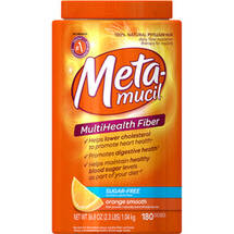 Metamucil Orange Fiber Supplement