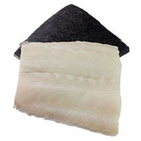 Chilean Sea Bass Fillets Previously Frozen