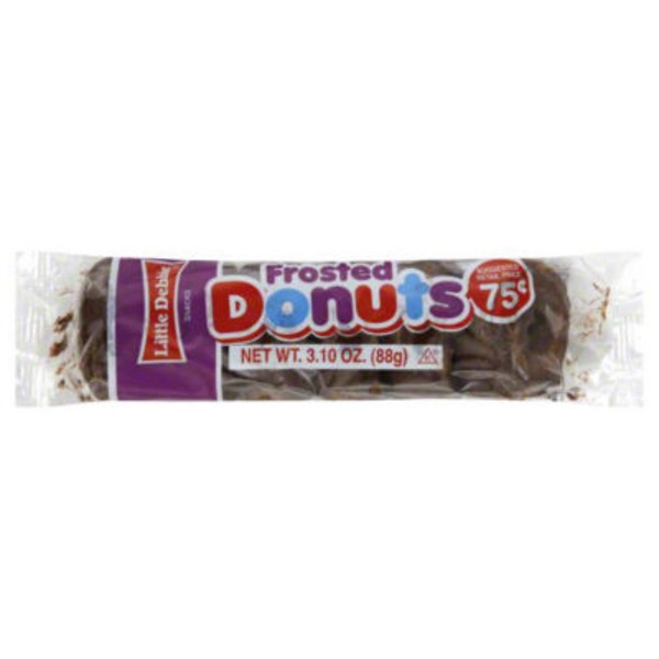 Little Debbie Chocolate Mini Donuts