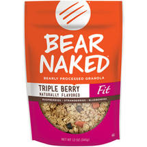 Bear Naked Fit Triple Berry Crunch Granola