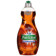 Ultra Palmolive Antibacterial Orange Dish Liquid