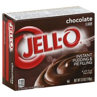 Jell-O Instant Chocolate Pudding & Pie Filling