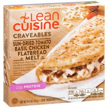 Stouffer's Lean Cuisine Casual Eating Classics Pesto Chicken Flatbread Melts