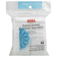 H-E-B Exfoliating Cotton Squares