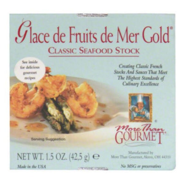 More Than Gourmet Classic Seafood Stock