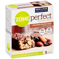 Zone Perfect Chocolate Almond Raisin Nutrition Bars