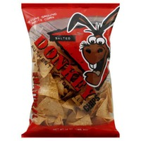 Btg Brands, LLC. Donkey Authentic Tortilla Chips All Natural Salted
