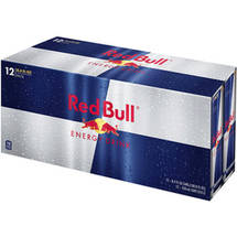 Red Bull With Taurine Energy Drink 12 Ct/99.6 Fl Oz