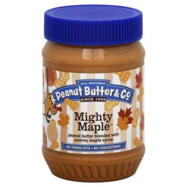 Peanut Butter & Co. Peanut Butter & Co Mighty Maple