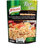 Knorr Rice Sides Menu Flavors White Cheddar Queso Rice