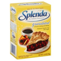 Splenda® Granular Posted 5/7/2014 No Calorie Sweetener