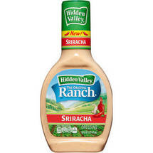 Hidden Valley The Original Ranch Sriracha Dressing