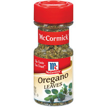 McCormick Whole Oregano Leaves