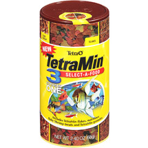 TetraMin 3in1 Select-a-Food
