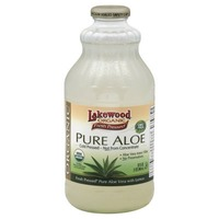 Lakewood Juice, Organic, Pure Aloe