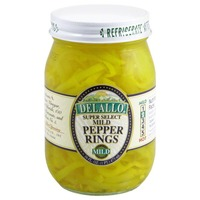 DeLallo Mild Pepper Rings