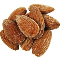 Bulk Dry Roasted Salted Almonds